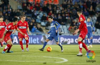Getafe 3-1 Espanyol: puntuaciones del Espanyol, jornada 20 de la Liga BBVA