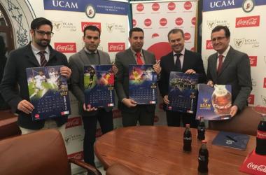 Coca-Cola y UCAM Murcia CF extienden su acuerdo de patrocinio