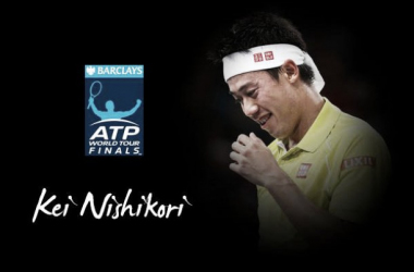 ATP Finals 2015. Kei Nishikori: hasta donde el físico permita