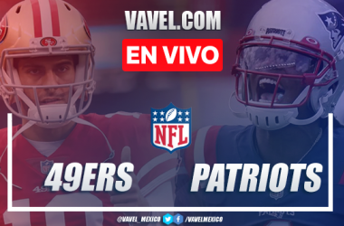 Resumen y Touchdowns: San Francisco 49ers 33 - 6 New England Patriots en Semana 7 de la NFL
