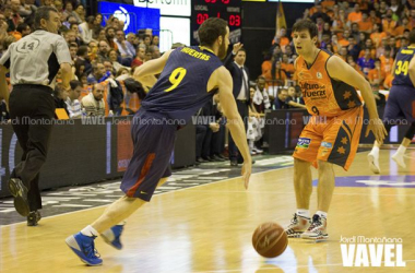 Resultado Barcelona - Valencia Basket (85-80)
