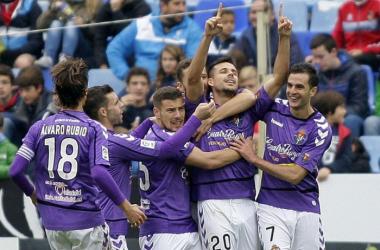 Un Real Valladolid fiable a domicilio con Portugal