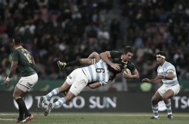 Sudáfrica se bajó del Rugby Championship 2020