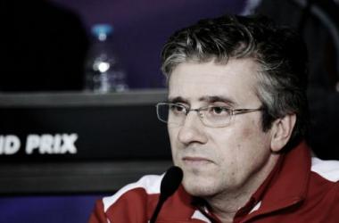 Pat Fry esteve na Ferrari entre 2010 e 2014 (foto: skysports.com).