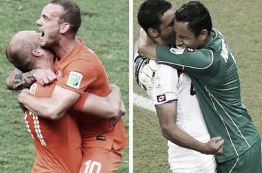 Holanda e Costa Rica disputam quartos-de-final. (g1.globo.com)