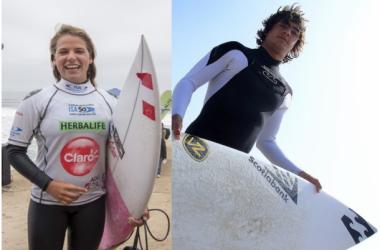 Melanie y Carlos Mario,, ademas fueron los vencedores dela última fecha