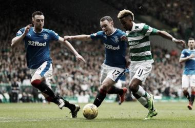 Em jogo equilibrado, Celtic e Rangers ficam no empate pela Premiership