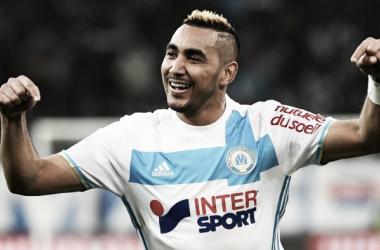 Payet marca pela primeira vez em seu retorno e Marseille vence Guingamp