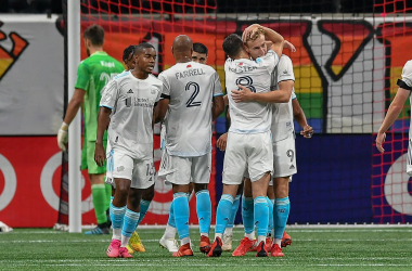 Atlanta United 0-1 New England: Bou goal extends Revs' lead at top of the East