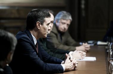 Pedro Sánchez propone una fecha para comenzar el diálogo con Cataluña