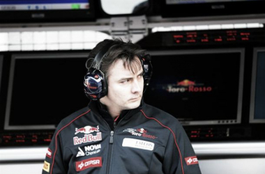 James Key, director técnico da Toro Rosso (Foto: Sutton Images)
