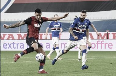 Em jogo completamente parelho, Sampdoria e Genoa empatam no Derby della Lanterna