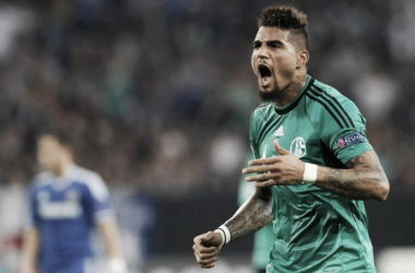 Boateng has been exiled at Schalke since an indefinite suspension back in May. (Photo: Guardian)
