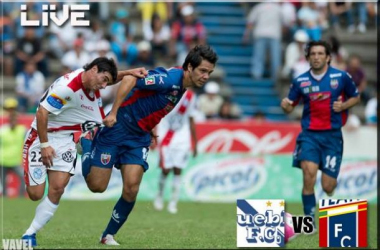 Liga Bancomer MX: Puebla - Atlante, así lo vivimos