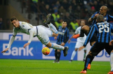 Crónica de la 17ª jornada de la Serie A. Foto: Lazio.