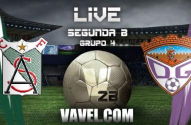 Atlético Sanluqueño - Guadalajara en directo on line