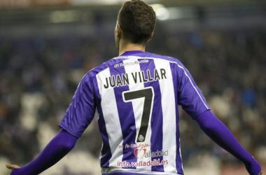 Juan Villar. (Fotografía: Real Valladolid).