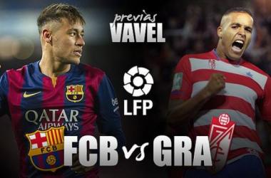 FC Barcelona - Granada: Solo vale ganar
