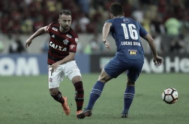 Flamengo e Cruzeiro se reencontram dessa vez pelo Campeonato Brasileiro