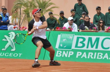 Facundo Bagnis continues on in Marrakech (Photo:Grand Prix Hassan II)