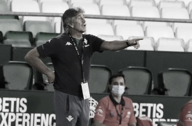 "Pellegrini: ""Vamos a recuperar la mejor versión de Borja Iglesias"""