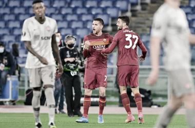 Roma encara Ajax nas quartas da Europa League