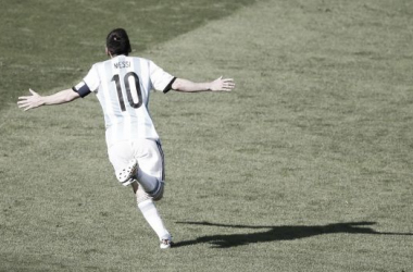 Messi brise les rêves d'héroïques Iraniens