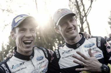 Julien Ingrassia y Sébastien Oiger // Foto vía: wrc.com