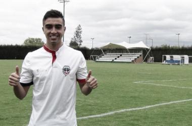 Darío Rodríguez es nuevo jugador de Fortaleza