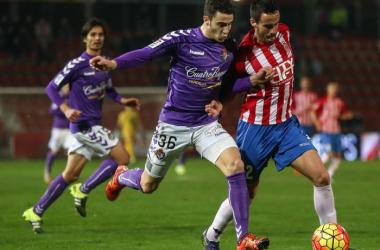 Real Valladolid - Elche: la ilusión se recupera con tres puntos