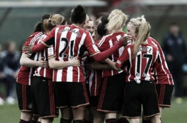 Sunderland are without a win in their opening two friendly fixtures. | Photo: Sunderland AFC Ladies