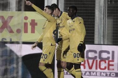 Atalanta é derrotada pelo Hellas Verona e amplia sequência ruim na Serie A