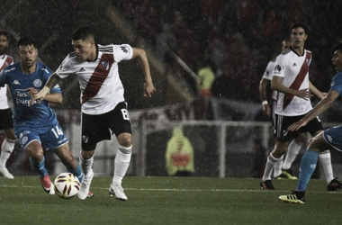 Otra vez sopa: River empató sin goles ante Belgrano