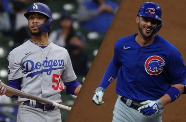 Resumen del Dodgers 0-4 Cubs en MLB 2021