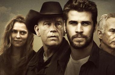 De izquierda a derecha; Teresa Palmer, John Malkovich, Liam Hemsworth y Billy Bob Thornton. Foto: dailymotion.com