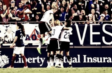 Germany kicked off the tournament with all three points.   Photo: US Soccer