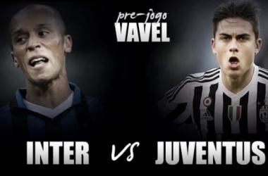 """Inter busca """"virada histórica"""" contra a Juventus para chegar à final da Copa Itália"""