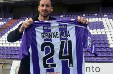 """Rennella: """"Un ascenso es lo más bonito que hay y quiero volver a vivirlo este año"""""""