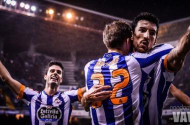 Comparativa de la temporada: Deportivo y Eibar, así suman