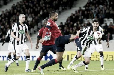 Caen veut jouer un sale coup à Lille