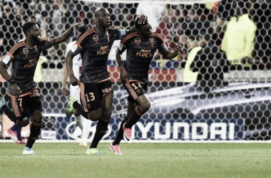 Lyon sai na frente, mas sofre virada e acaba goleado pelo Lorient em casa