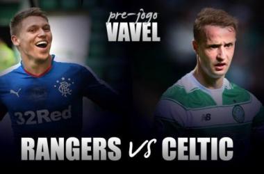 Rangers e Celtic reeditam clássico centenário por vaga na final da Copa da Escócia