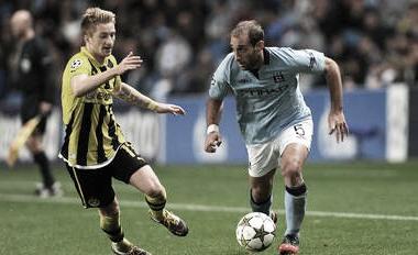 Resumen del Manchester City vs Borussia Dortmund en la ida de los cuartos de final de la UEFA Champions (2-1)
