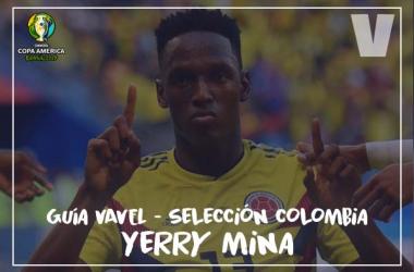 Guía VAVEL, cafeteros en la Copa América 2019: Yerry Mina