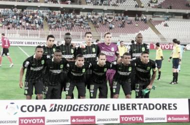 Atlético Nacional reafirmó su liderato en la Copa Libertadores