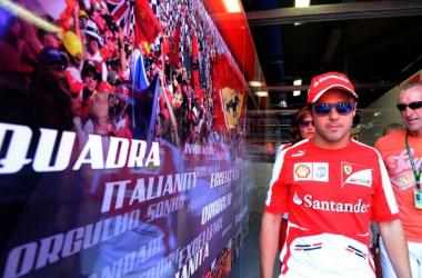F1: Massa quitte Ferrari pour 2014