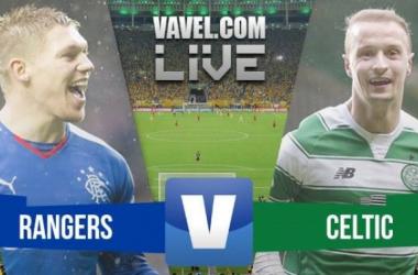 Resultado Rangers x Celtic na Copa da Escócia (2-2; 5-4 pen)