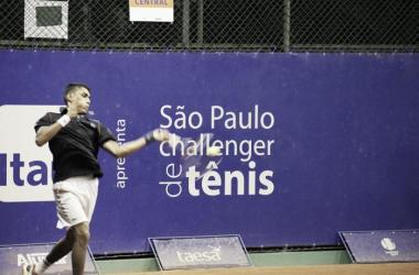 Monteiro bate cabeça 2 em Challenger alemão e avança às quartas