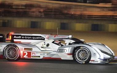 24h du Mans : Audi en pole provisoire