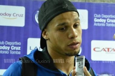 Facundo Silva tras el partido | Foto: Agustina Cruciani - VAVEL